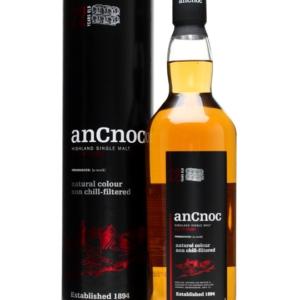 Skotska whisky AnCnoc 22y 0