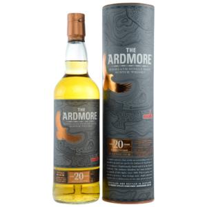 Skotska whisky Ardmore 20y 1996 0