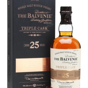 Skotska whisky Balvenie 25y 0