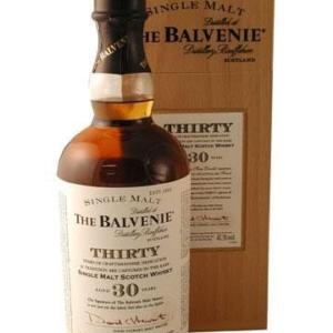 Skotska whisky Balvenie 30y 0