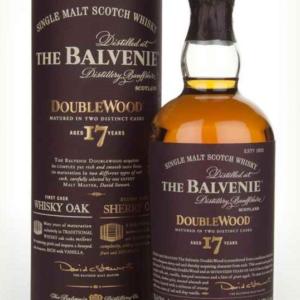 Skotska whisky Balvenie Double Wood 17y 0