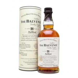 Skotska whisky Balvenie Port Wood 21y 0