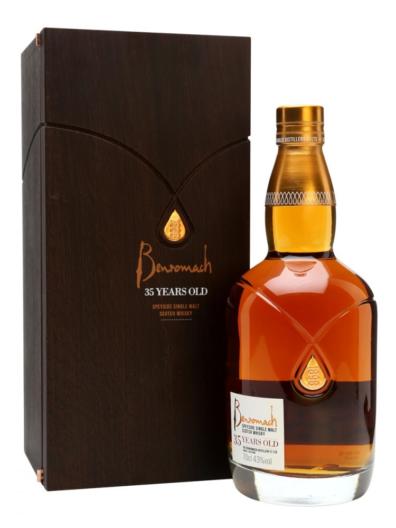 Skotska whisky Benromach 35y 0