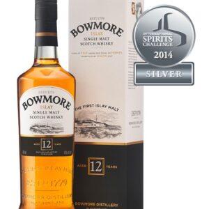 Bowmore 12 yo 40% 0