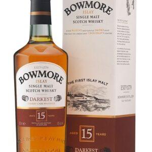 Bowmore 15 yo 43% 0
