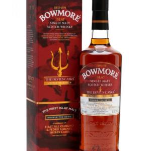 Skotska whisky Bowmore The Devil's Casks 0