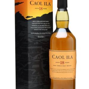 Skotska whisky Caol Ila 18y 0