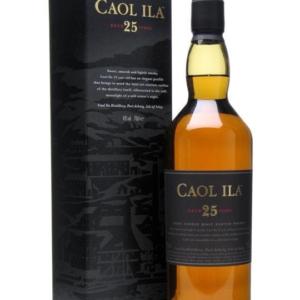 Skotska whisky Caol Ila 25y 0