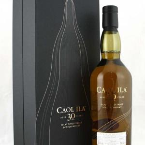 Skotska whisky Caol Ila 30y 0
