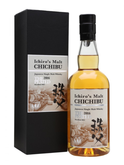 Japonska whisky Chichibu The Peated Whisky 2012 0