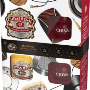 Chivas Regal 12 YO 40% 0