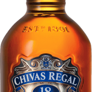Chivas Regal 18 YO 40% 0