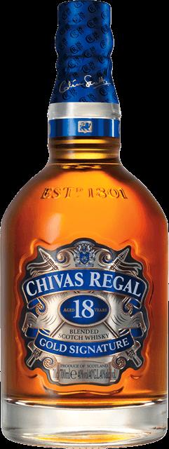 Chivas Regal 18 YO 40% 0