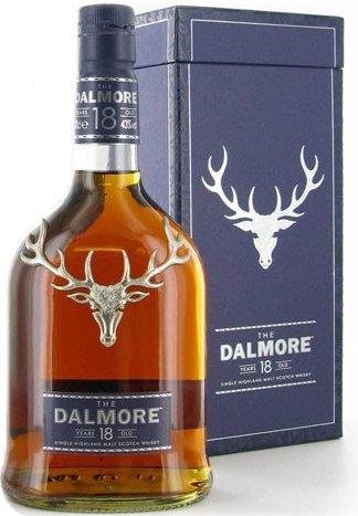 Skotska whisky Dalmore 18y 0