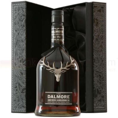 Skotska whisky Dalmore King Alexander III 0