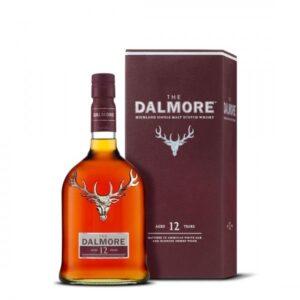 Dalmore whisky 12yo 40% 0