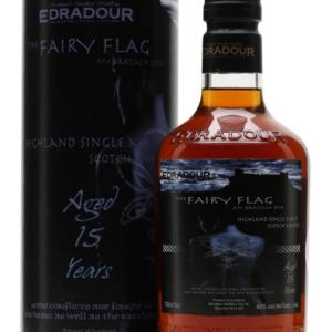Skotska whisky Edradour Fairy Flag 15y 0
