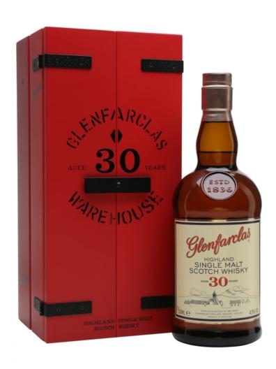 Skotska whisky Glenfarclas 30y 0