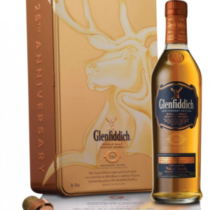 Skotska whisky Glenfiddich 125th Anniversary Edition 0