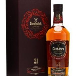 Skotska whisky Glenfiddich 21y 0