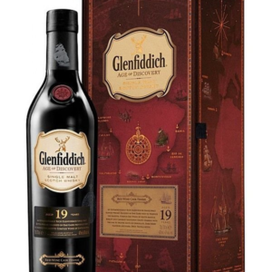 Skotska whisky Glenfiddich Age of Discovery Bourbon Cask Reserve 19y 0