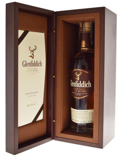 Skotska whisky Glenfiddich Rare Collection 1977 0