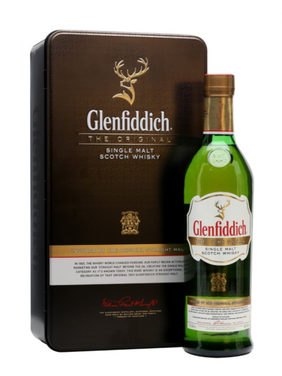 Skotska whisky Glenfiddich The Original 0