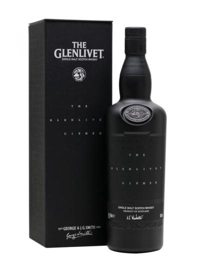 Skotska whisky Glenlivet Cipher 0