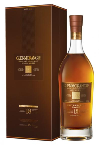 Skotska whisky Glenmorangie 18y 0