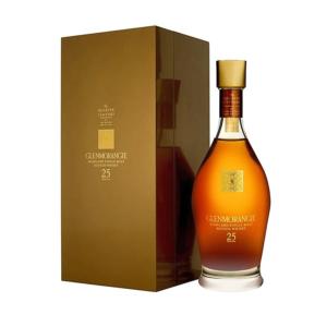 Skotska whisky Glenmorangie 25y 0