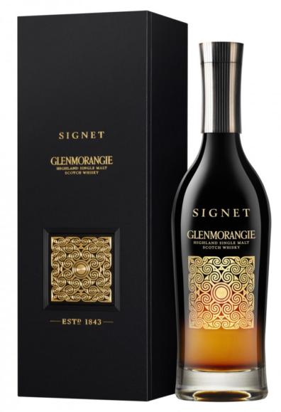 Skotska whisky Glenmorangie Signet 0