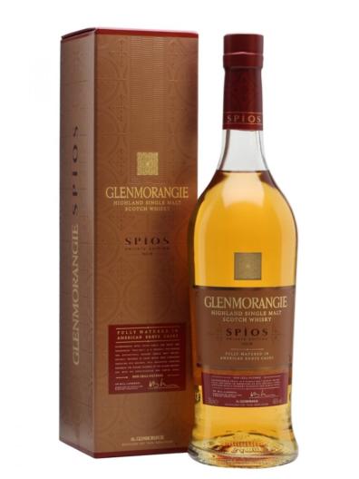 Skotska whisky Glenmorangie Spios Private Edition 0