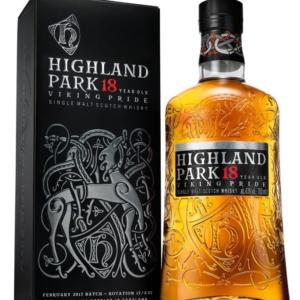 Skotska whisky Highland Park 18y 0