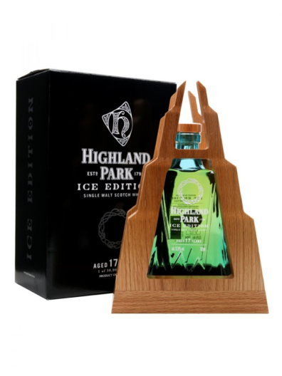 Skotska whisky Highland Park Ice Edition 17y 0