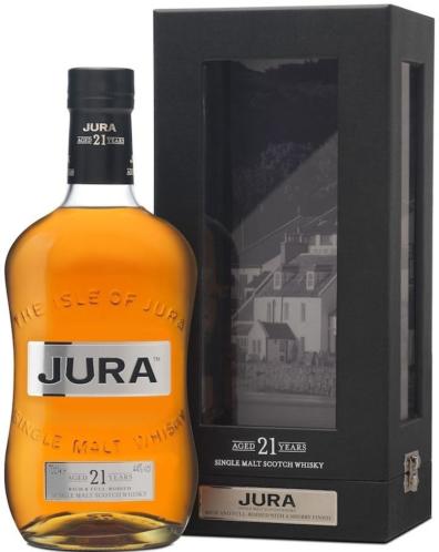 Skotska whisky Isle of Jura 21y 0