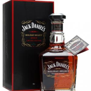 Americka whiskey Jack Daniel's Holiday Select 2012 45.2% 0