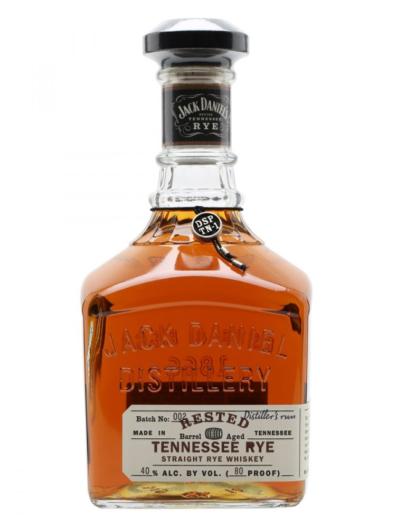 Americka whiskey Jack Daniel's Rested Rye 0