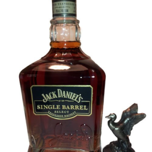 Americka whiskey Jack Daniel's Single Barrel Duck's Unlimited 0