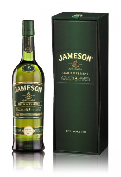 Irska whiskey Jameson 18y 0