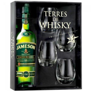 Irska whiskey Jameson 18yo 0