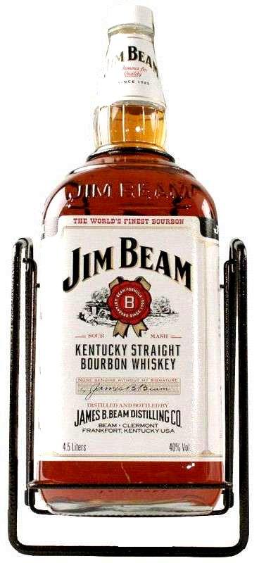 Americka whiskey Jim Beam 3l 40% Kolébka