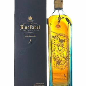 Skotska whisky Johnnie Walker Blue Label Monkey 1l 40%