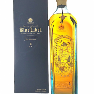Skotska whisky Johnnie Walker Blue Label Ox 1l 40%
