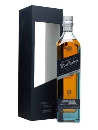 Skotska whisky Johnnie Walker Blue Label by Porsche Design Studio 0