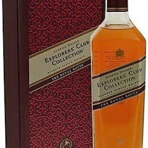 Skotska whisky Johnnie Walker Explorer Royal Route 1l 40% GB L.E.