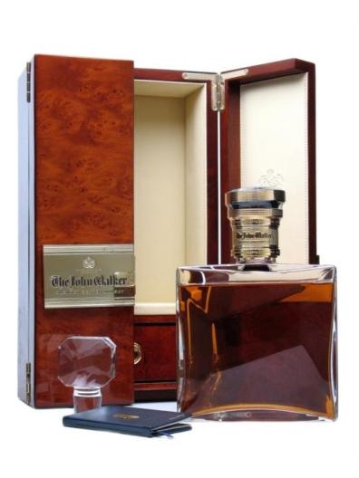 Skotska whisky Johnnie Walker The John Walker 0