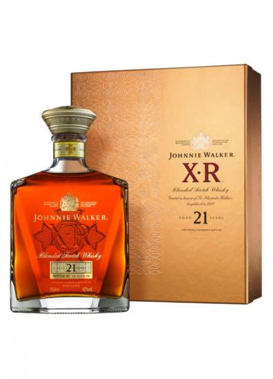 Skotska whisky Johnnie Walker XR 21y 0
