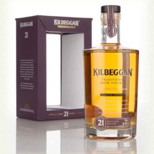 Irska whiskey Kilbeggan 21y 0