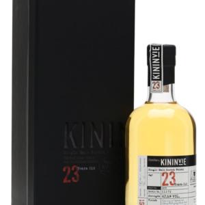 Skotska whisky Kininvie 23y 1991 0