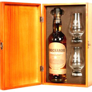 Skotska whisky Knockando 21y single malt 0